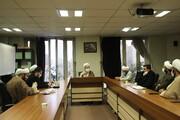 تصاویر/ سلسله نشست های «حوزه عاصمه» با عنوان «الزامات حوزه عاصمه ساز»