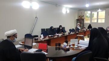 جلسات دفاعیه پایان نامه سطح سه تفسیر و علوم قرآن برگزار شد