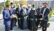 نمایشگاهی از زندگی نامه حضرت زینب (س) در بین الحرمین افتتاح شد+تصاویر