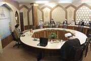 تصاویر/ وبینار سلسله نشستهای تبیینی بیانیه گام دوم انقلاب اسلامی در مدرسه علمیه معصومیه