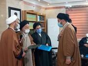 سرگروههای طلاب جهادی استان سمنان تجلیل شدند