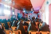 جامعة الزهراء (ع) النسوية تقيم مهرجانها السنوي بمناسبة يوم العفاف العالمي + الصور