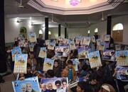 کوہاٹ میں عالم اسلام کے عظیم مجاہد شہید جنرل قاسم سلیمانی کی برسی کا اجتماع