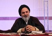 امام جمعه شهمیرزاد از مردم خداحافظی کرد