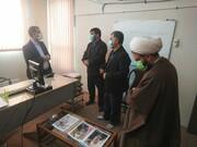 بازدید رئیس مرکز ارتباطات و رسانه آستان قدس رضوی از خبرگزاری حوزه
