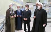 قائم مقام تولیت آستان بانوی کرامت از طرح تحول موزه فاطمی بازدید کرد