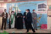 تجلیل از فعالان غدیر و نماز شهرستان شوش + عکس