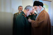 Imam Khamenei: Martyr Soleimani champion of Iranian nation and of Islamic Ummah