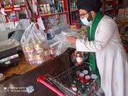گروههای جهادی خستگیناپذیر/ دستگیری از نیازمندان در روزهای سخت کرونا
