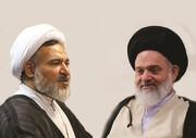 تبریک مدیر حوزه های علمیه خواهران به آیت الله حسینی بوشهری