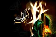 ہاں میں فاطمہ بنت محمد صلی اللہ علیہ و آلہ و سلم!!