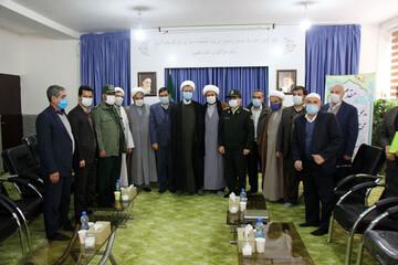 تصاویر/ دیدار مسئولان مختلف خراسان شمالی با نماینده ولی فقیه در استان