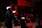تصاویر/ مراسم عزاداری شب شهادت حضرت زهرا در ارومیه