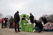 خیریه اسلامی بریتانیا ۳۵ هزار پرس غذا به نیازمندان میدهد