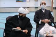 تعامل فرهنگی و اجتماعی علمای شیعه و سنی در شامات بررسی شد