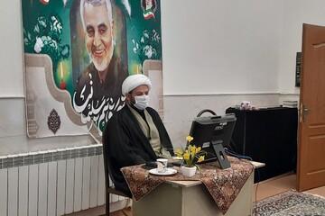 شهید حاج قاسم سلیمانی، یکی از برترین افرادی بود که به أین عمار رهبری پاسخ گفت