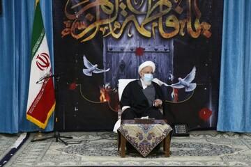 امام جمعه یزد خواستار احیای روضهخوانی فاطمیه در مساجد یزد شد