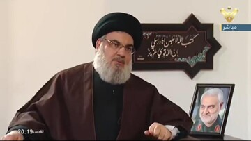 Sayyed Nasrallah: Resistance missiles multiply in quantities, can reach any point in occupied Palestine
