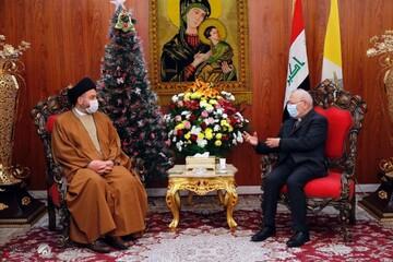 سفر پاپ فرانسیس به عراق پیام آور صلح برای مشرق زمین است