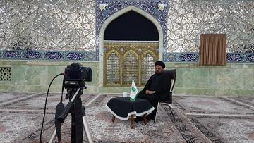 مراسم مجازی شب شهادت حضرت زهرا(س) به دو زبان عربی و اردو برگزار شد