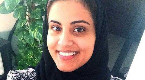 """""""لجین الهذلول"""" فعال زن عربستانی"""