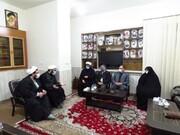 اولین کانون هلالاحمر در مدارس علمیه خوزستان افتتاح شد