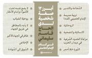 أبرز 12 صفة شخصية لدى الحاج قاسم سليماني في كلام الإمام الخامنئي