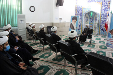 تصاویر/ دیدار مسئولان با نماینده ولی فقیه در خراسان شمالی