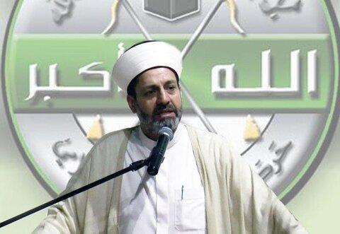 شیخ بلال شعبان دبیرکل جنبش توحید اسلامی لبنان
