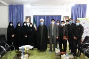 بالصور/ مسؤولو محافظة خراسان الشمالية يلتقون بممثل الولي الفقيه