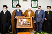 تصاویر/ مراسم تودیع و معارفه مدیر مرکز رسیدگی به امور مساجد استان اصفهان