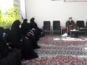 بانوان طلبه فرزندان خود را برای ایجاد تمدن نوین اسلامی تربیت کنند