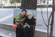 تصاویر/ مراسم بزرگداشت شهدای مقاومت در منزل شهید شهروز مظفری نیا