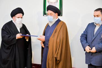 «ابطحی» مدیر مرکز رسیدگی به امور مساجد اصفهان شد