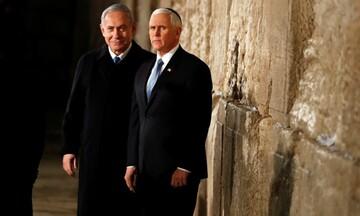 """إلغاء زيارة نائب الرئيس الأمريكي إلى إسرائيل """"بشكل مفاجئ"""""""