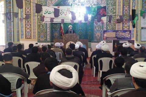 تصاویر/ مراسم بزرگداشت یوم الله 9 دی، در مدرسه علمیه حضرت ولی عصر(عج) کنگاور