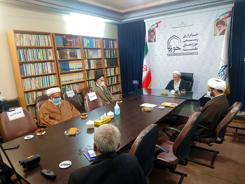 جلسه درس اخلاق حجت الاسلام والمسلمین همتیان در خبرگزاری حوزه
