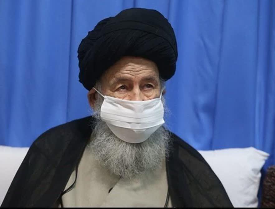 تسلیت حضرت آیت الله علوی گرگانی به وزیر اطلاعات