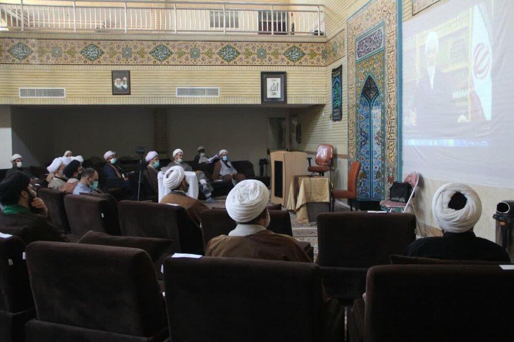 تصاویر/ نشست معاونان تهذیب حوزههای علمیه سراسر کشور در مشهد