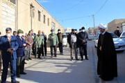 تصاویر/ نخستین سفر شهرستانی نماینده ولی فقیه در خراسان شمالی
