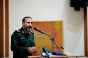 تصاویر/ مراسم بزرگداشت سرداران جبهه مقاومت در مدرسه علمیه امام خمینی (ره) گرگان