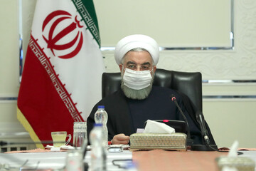 تاکید رئیس جمهور بر ضرورت کنترل مرزها برای جلوگیری از ورود ویروس جدید جهش یافته