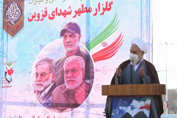 حاج قاسم، ابوالفضل انقلاب و رهبری بود