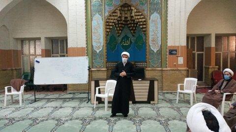 حجت الاسلام رضا غلامی
