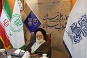 حوزه علمیه تهران مرکز اعتراضات گسترده علیه رژیم طاغوت بود
