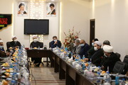 نشست شورای حوزه علمیه استان کرمان تشکیل شد