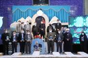 تصاویر/ اختتامیه طرح شهید سلیمانی در امامزاده سید جعفر یزد