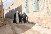 تصاویر/ بازدید مدیرکل ادیان و مذاهب سازمان تبلیغات از فعالیت روحانیون خراسان شمالی