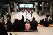 تصاویر / مراسم سالگرد شهادت شهید سلیمانی در شیراز