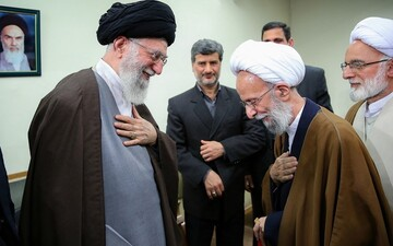 بيان تعزية الإمام الخامنئي برحيل آية الله الشيخ محمّد تقي مصباح اليزدي